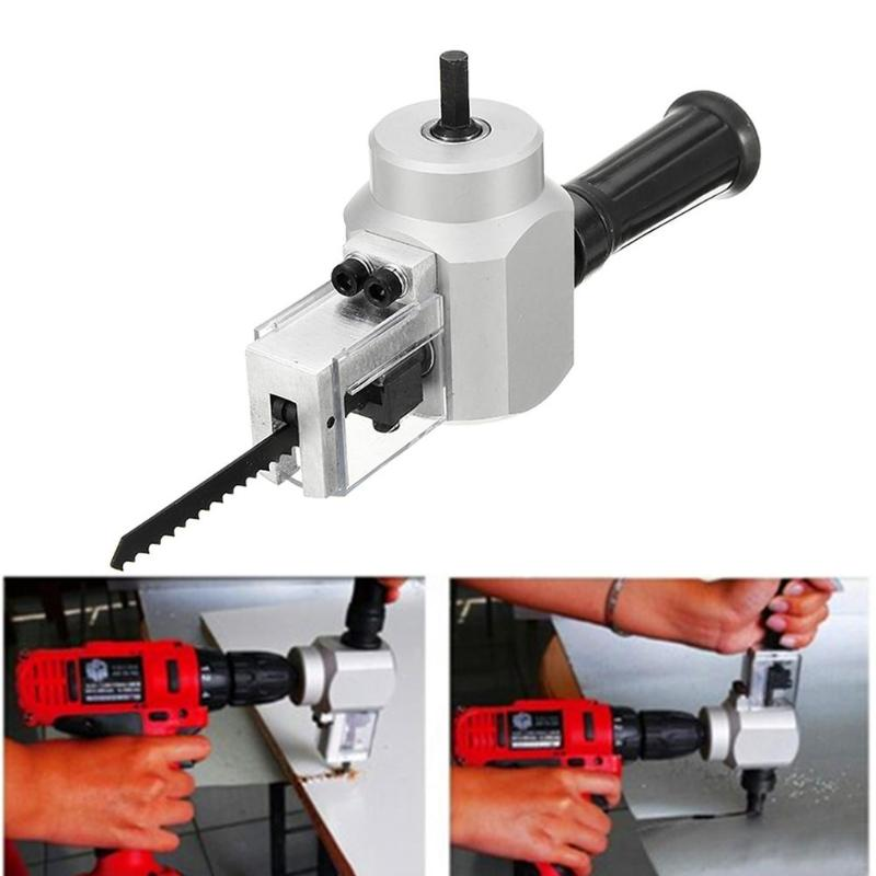 Reciprocating Saw Metal Cutting Wood Cutting Tool Electric Drill Woodworking Attachment Power Tool Accessories