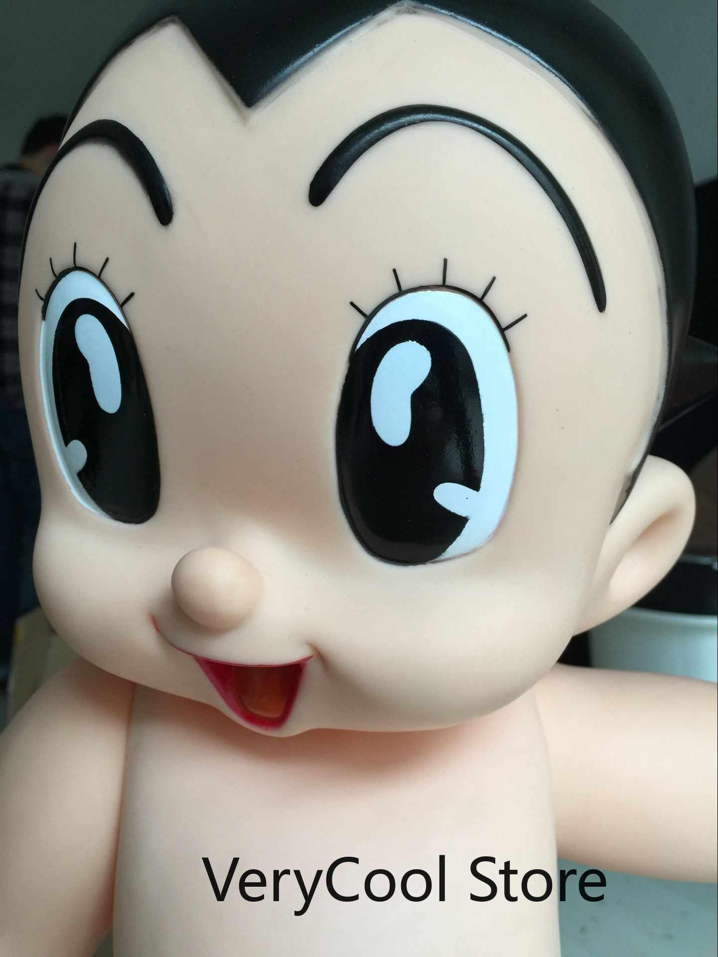 "Giant SIZE Nice Anime Astro Boy Figure Tetsuwan Atom Statue 30""high"