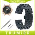 Часы из нержавеющей Стали Группа Quick Release Ремешок 20 мм 22 мм + инструмент для AP Audemars Piguet Жюль Millenary Наручный Ремень Ссылка браслет
