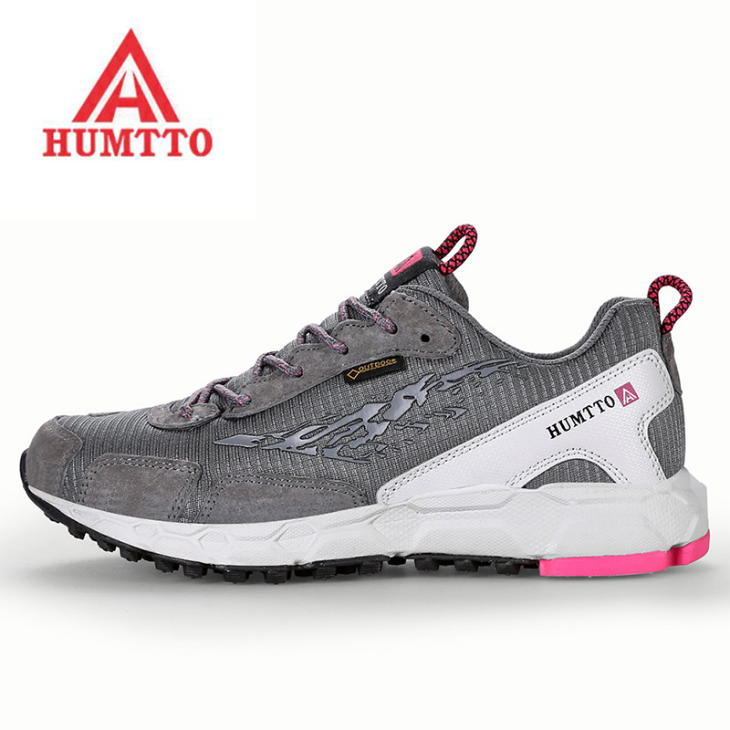 HUMTTO Women's Spring Autumn Outdoor Hiking Trekking Shoes Sneakers For Women Sport Climbing Mountain Trail Shoes Sneakers Woman 2017 womens sports summer outdoor hiking trekking aqua shoes sandals sneakers for women sport climbing mountain shoes woman