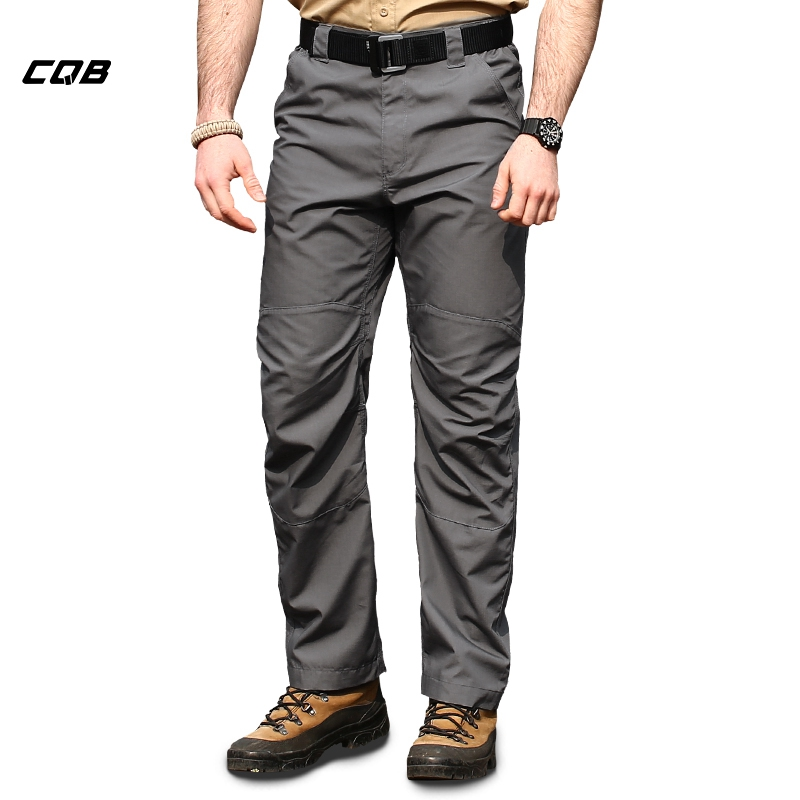 CQB LACKWAR Outdoor Sports Cycling Tactical Military Waterproof Men's Pants for Climbing Traveling Trekking Breathable Trousers цена 2017