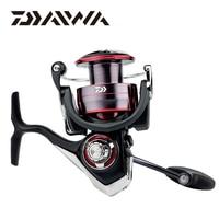 DAIWA FUEGO LT Spinning Fishing Reels 1000D-XH/2000D-XH/2500-XH/3000-CXH/4000D-CXH/5000D-CXH/6000D-H 6+1BB carbon Body