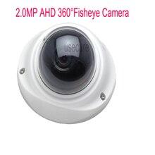 1080P AHD Camera 360degree Fisheye CCTV indoor Dome Camera