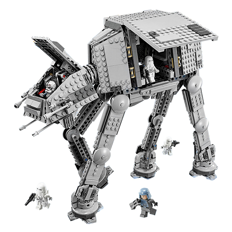 05051 Star Series Wars Force Awaken The AT Transpotation AT Armored Robot 75054 Building Blocks Bricks Educational DIY Toys Gift mma backpack box ing shoulder ufc memory gifts daypack for friends