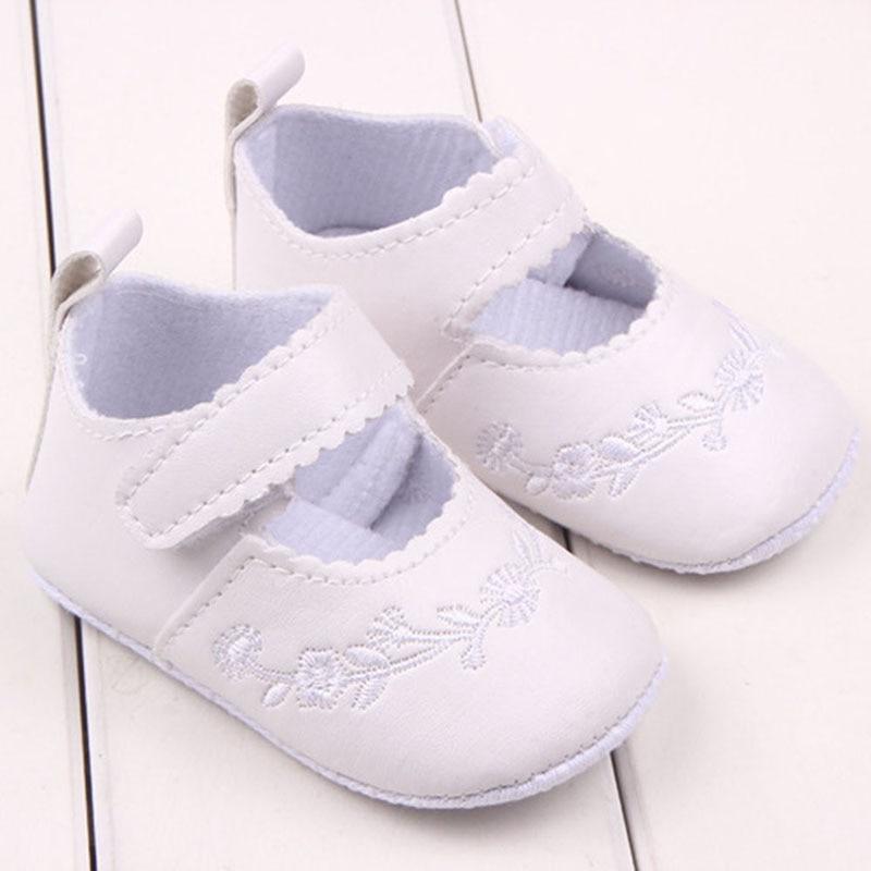 0-12 Mt Neugeborenes Baby Schuhe Prewalker Erste Wanderer Schöne - Babyschuhe - Foto 2