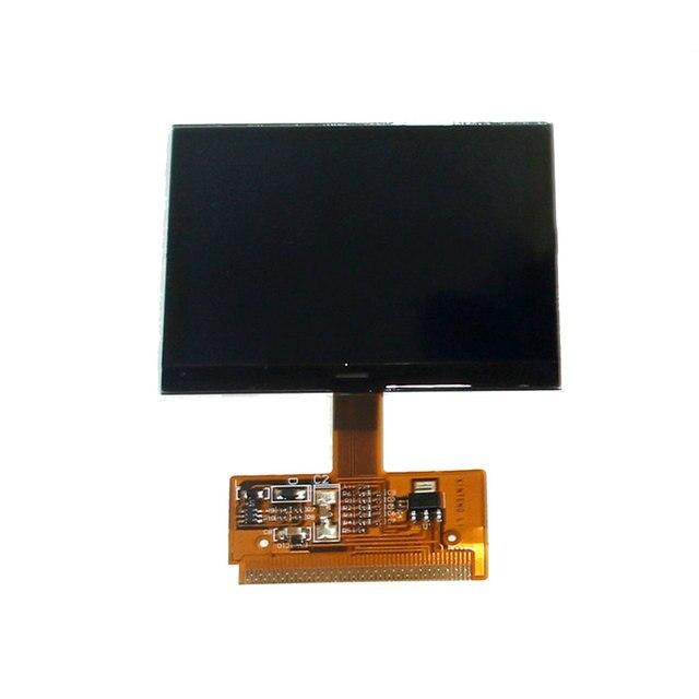 1.5 inch Replacement LCD Display Module Kit for 1999 2005 Audi AllRoad C5 Series Instrument Cluster Pixel Repair
