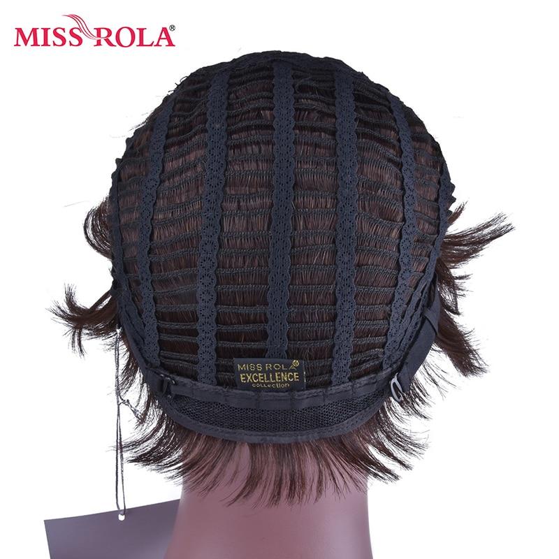 - 人間の髪の毛(黒) - 写真 4
