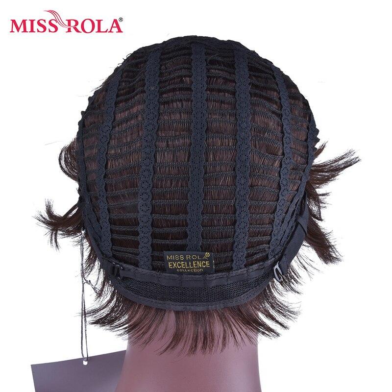 Miss Rola Hair Бразильський волосся людини - Людське волосся (чорне) - фото 4