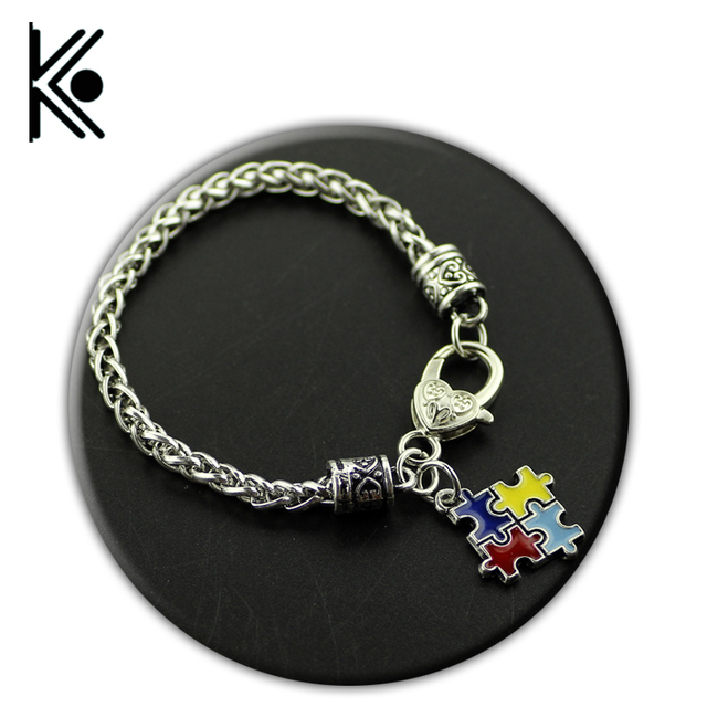 purchase pin to all fit with autism children funds heart and therapy bracelet until help puzzle pieces autistic the every research