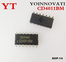 1pcs CD4011BF CD4011 CDIP14