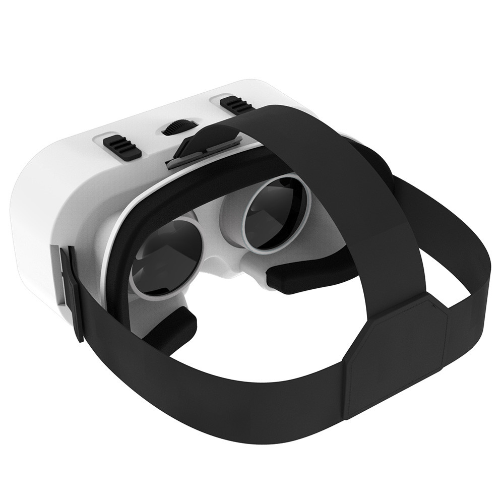 VR/AR Glasses 3D Glasses Vritual Reality Shinecon Headset VR Glasses universal 3D Box For Smartphones With Controller dec12