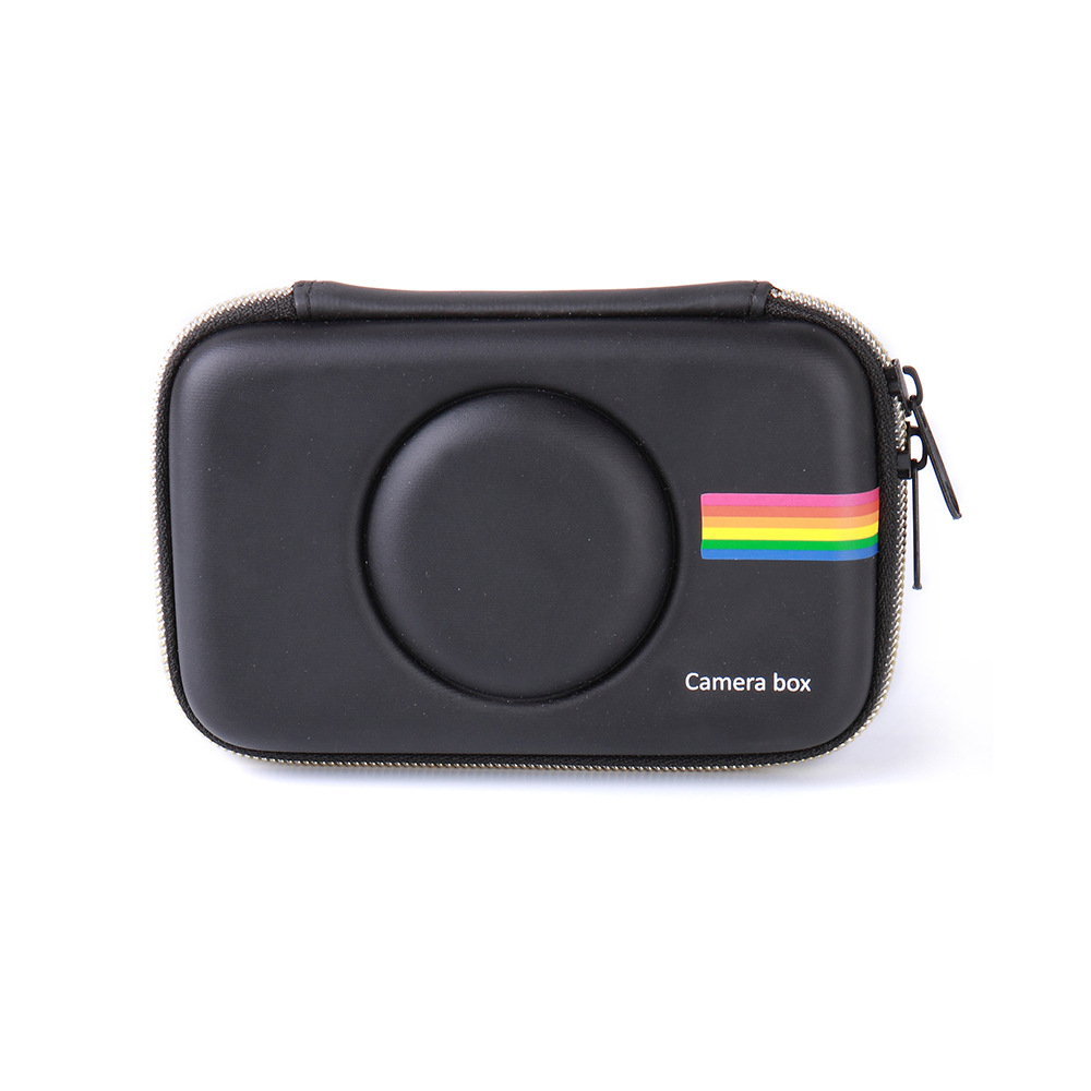 PU Case for Polaroid Snap & Snap Touch Instant Print Digital Camera black рюкзак polaroid joz 76 sling case