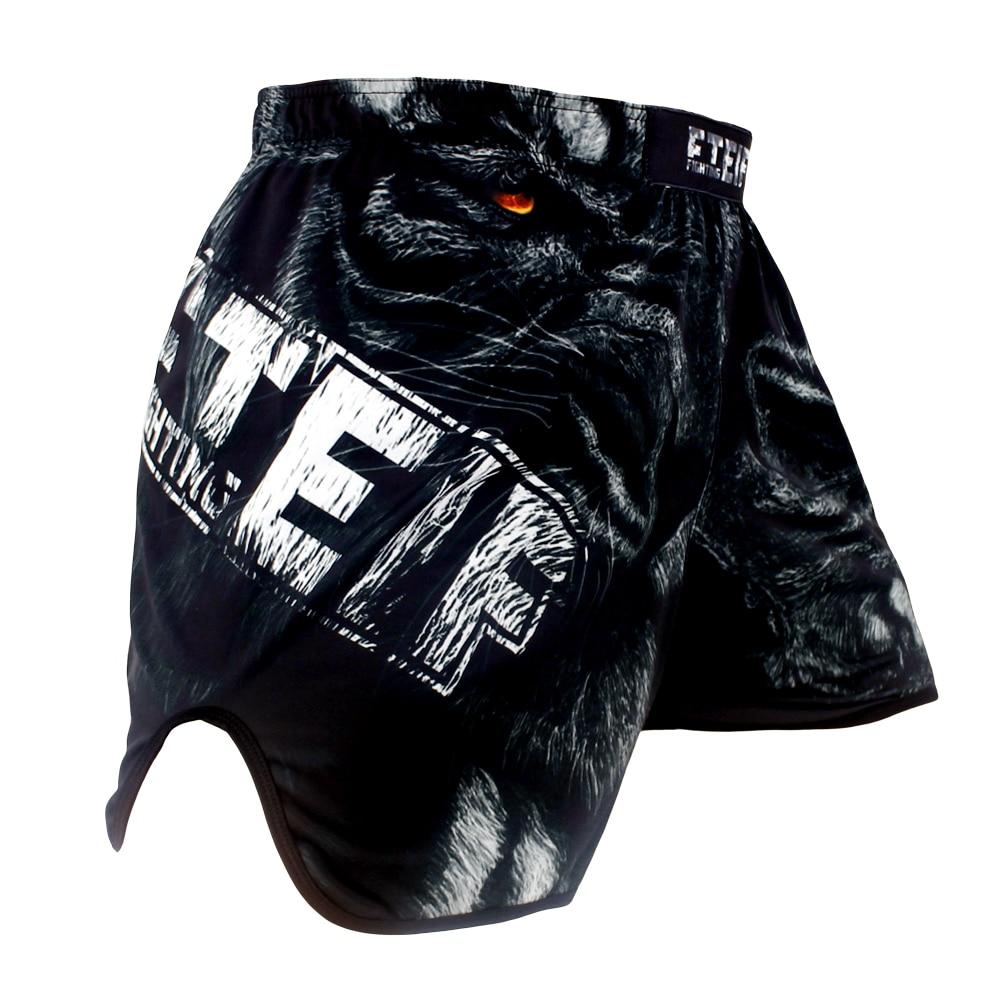 SOTF Mma Venomous Snake Fighting Elastic Movement Mma Shorts Tiger Muay Thai Cheap Boxing Shorts Sanda Kickboxing Jujitsu Mma