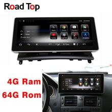 Android 8,1 Octa 8-Core 4 + 64G Автомагнитола gps навигации Bluetooth, Wi-Fi головное устройство экран для Mercedes Benz C Class W204 2008-2010