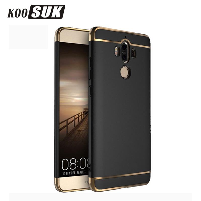 KOOSUK telefonfodral för Huawei Mate 9 Pro bakväska Luxury Slim 3 - Reservdelar och tillbehör för mobiltelefoner