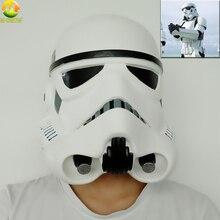 Darth vader capacete star wars máscara imperial stormtrooper halloween cosplay tema accessoriesfor festa
