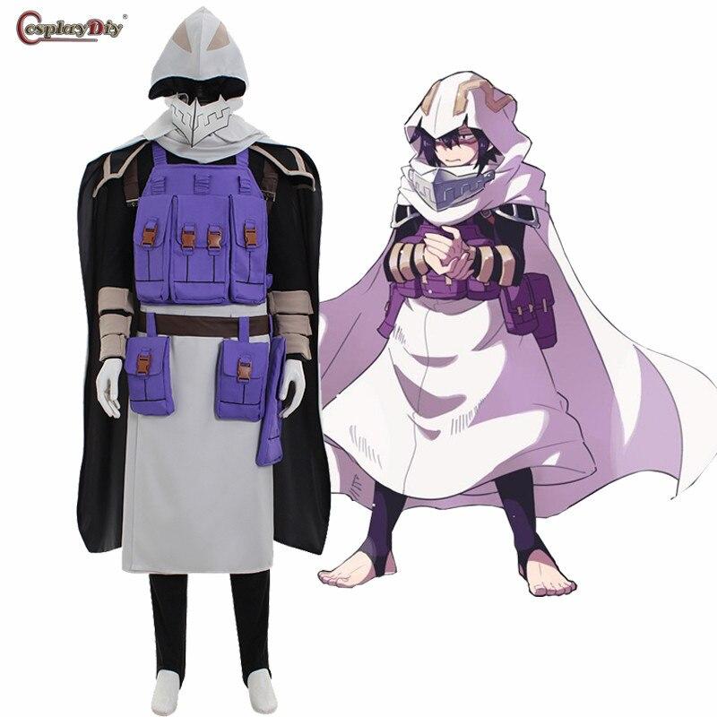 Boku pas un Héros Milieu Universitaire Tamaki Amajiki Cosplay Unisexe Costume Mon Héros Milieu Universitaire Outfit Halloween Fantaisie Robe Custom Made