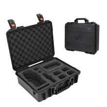 Waterproof Suitcase Handbag Explosion Proof Carrying Case Storage Bag Box for DJI Mavic 2 Pro Drone Accessories waterproof storage bag handheld carrying case handbag for dji mavic air drone controller batteries accessories