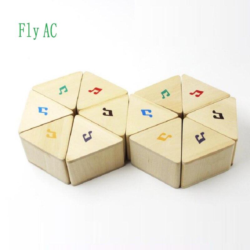 Fly AC jeu de mémoire en bois boll jouets jeux de Puzzle pour les tout-petits faire un Match pouvez-vous vous souvenir-jouets éducatifs Puzzle pour les enfants
