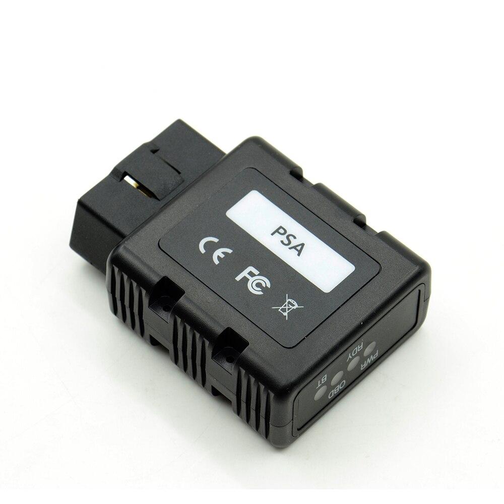 Prix pour Nouveau PSA-COM PSACOM Bluetooth De Diagnostic et Outil de Programmation Remplacement de Lexia-3 PP2000 lexia 3 avec livraison gratuite