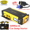 Emergency 600A 12V Car Charger For Car Battery 16000mAh Car Jump Starter Power Bank Portable Starting