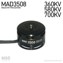 MAD3508  KV360 KV580 KV700 IPE Brushless Motor For RC UAV Drone Quadcopter Hexcopter Octcopter  w/ EZO bearing
