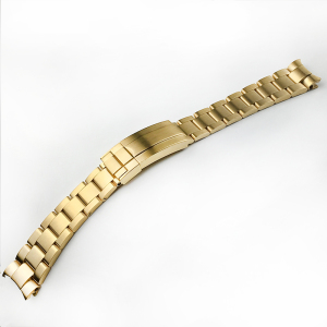 Image 4 - MERJUST 20mm 316lL Silver Gold Stainless steel Watch Bands Strap For RX Daytona Submarine Role Sub mariner Wristband Bracelet