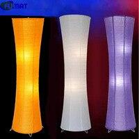FUMAT Floor Lamps Modern Bed Room Paper Lamp Floor Lamparas de pie Living Room Stand Lamp LED Floor Lamp Loft