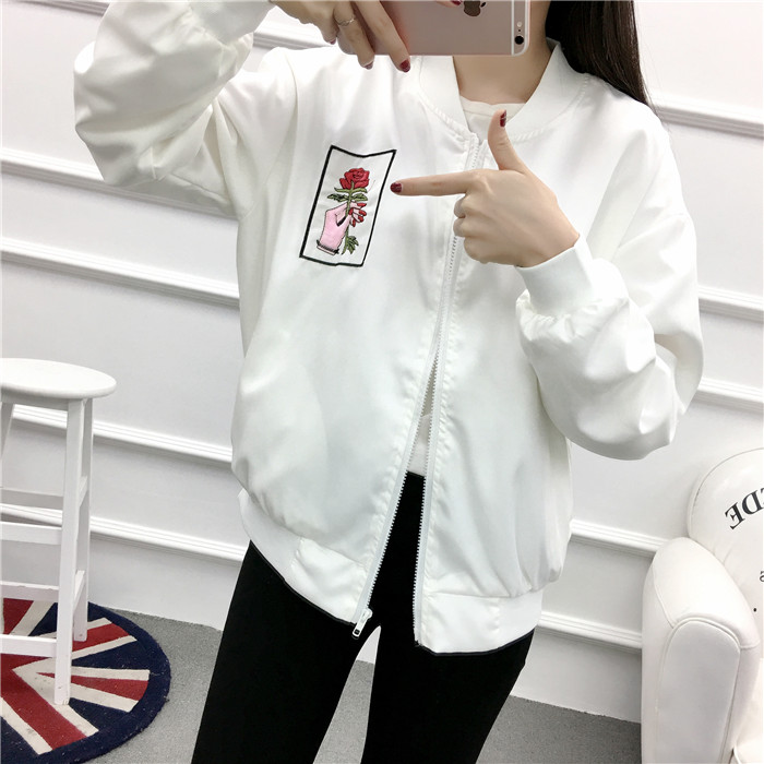 HTB1AorDPVXXXXcuXpXXq6xXFXXXl - Rose Embroidery Women's Jackets PTC 53