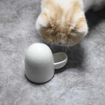 Ceramic Water Bottle Automatic Pet Hamster Rabbit Feeders Silent Little Pet Drinking Bottle Food Dispenser For Hamster 1