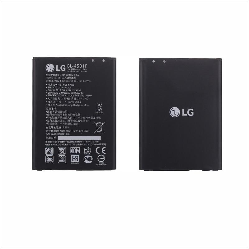 imágenes para Reemplazo Original para LG V10 H900 Stylo2 H901 VS990 LS775 H901 600 BL-45B1F 3000 mAh de la batería