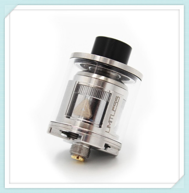 IJOY Limitless Sub Ohm Tank new E-cig vape featurers Innovative top fill and light-up chip coil0 2 ML juice capacity