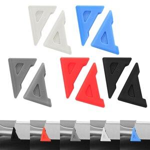 Image 1 - 2 adet silikon araba kapı köşe kapak tampon kazasında Scratch koruyucu Anti Scratch araba styling kazasında koruma otomatik bakım aracı