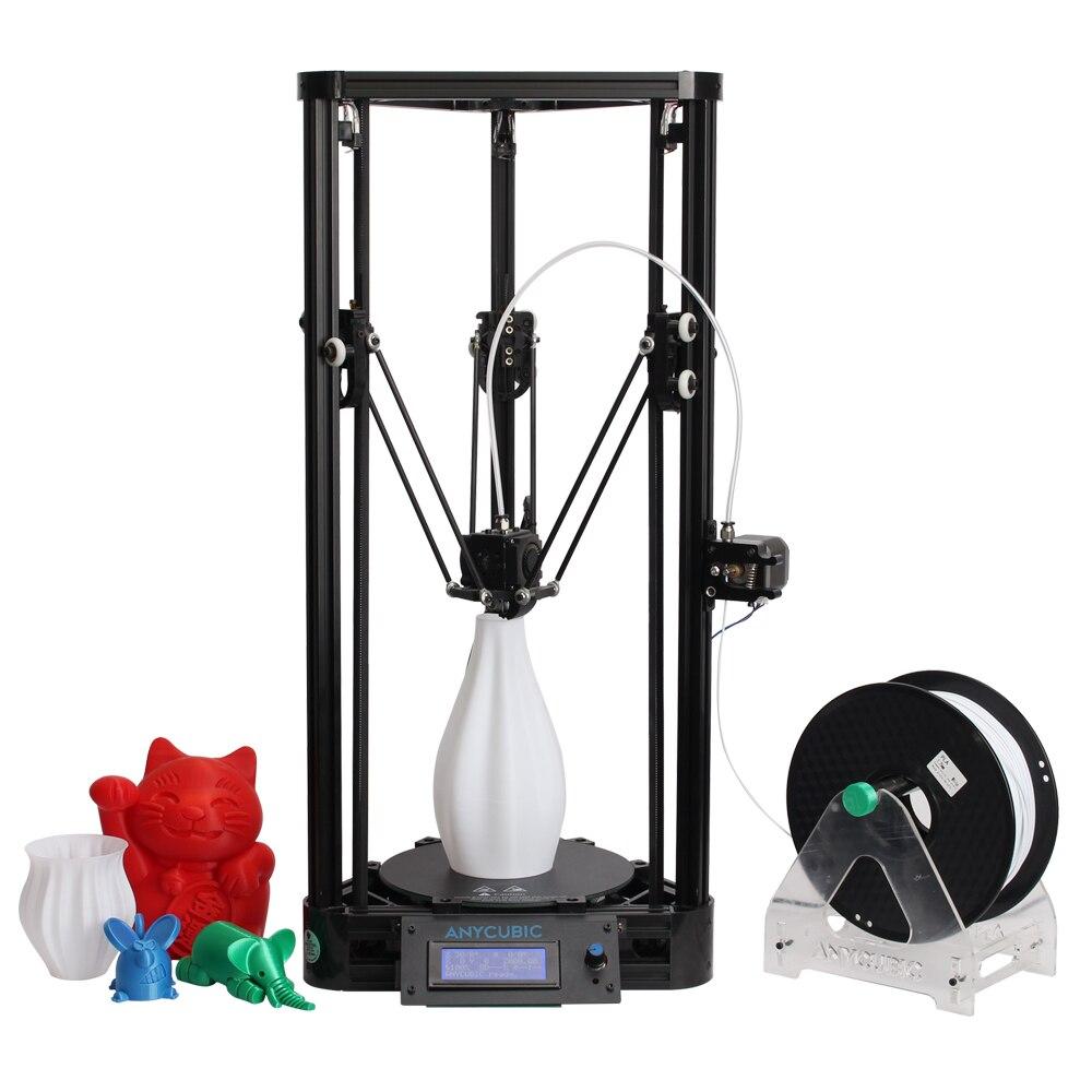 anycubic 3d printer impresora 3d pulley version linear guide imprimante 3d printer diy large. Black Bedroom Furniture Sets. Home Design Ideas