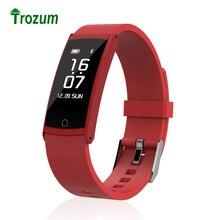 Smart Браслет S6 крови Давление крови кислородом монитор сердечного ритма фитнес-трекер спортивные часы браслет для Android IOS Телефон