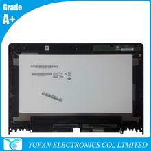 Bulk Wholesale LCD Screen Display B116XAT02.0 For yoga 11s Touch Screen Digitizer Assembly With Frame 18200892