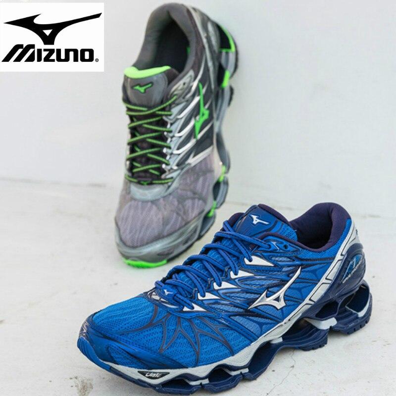 Original Mizuno Wave PROPHECY 7 Professionelle Männer Schuhe Mesh belüftung Laufschuhe 8 Farbe Sport Turnschuhe Gewichtheben Schuhe