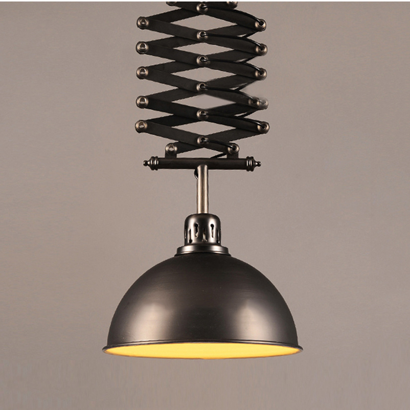 Verstelbare Licht Lifting Retro Loft Woonkamer Eetkamer Slaapkamer Licht Restuarant Bar Club Cafe Licht Flexibele Stage Lamp