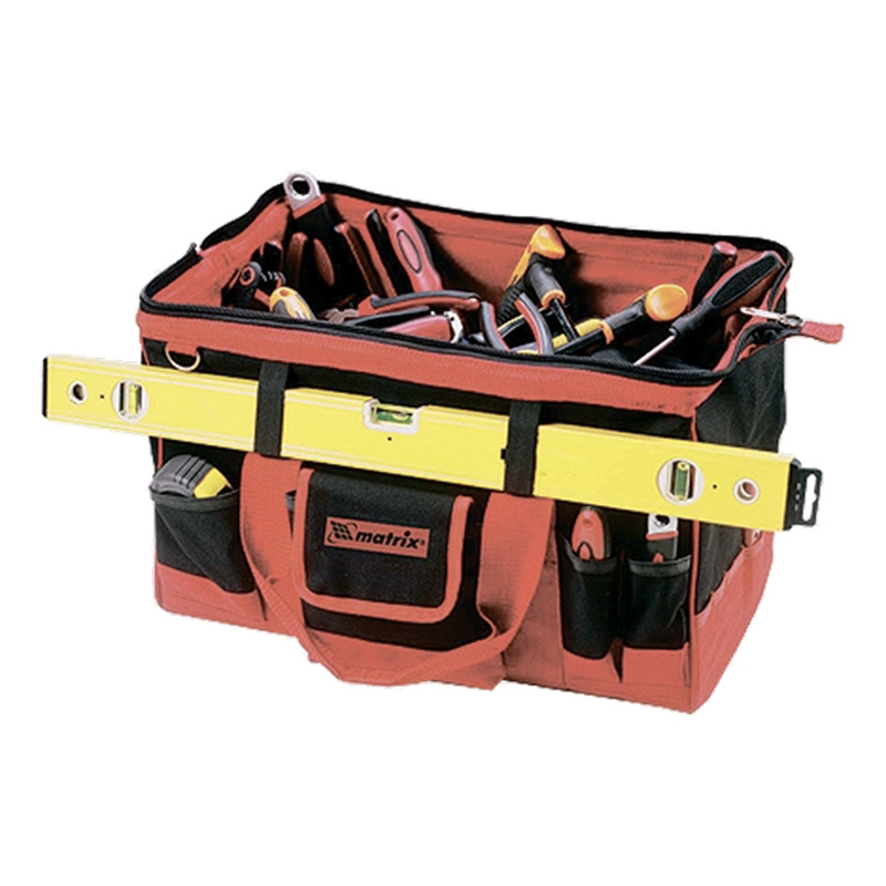 Tool Bag MATRIX 90256 (32 pockets, size 460*280*305, weight 1,19 kg) tool bag matrix 90259