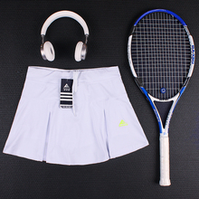Sports Culottes Skirt Female Half-length Summer Models Authentic with A Tennis Safety Shorts