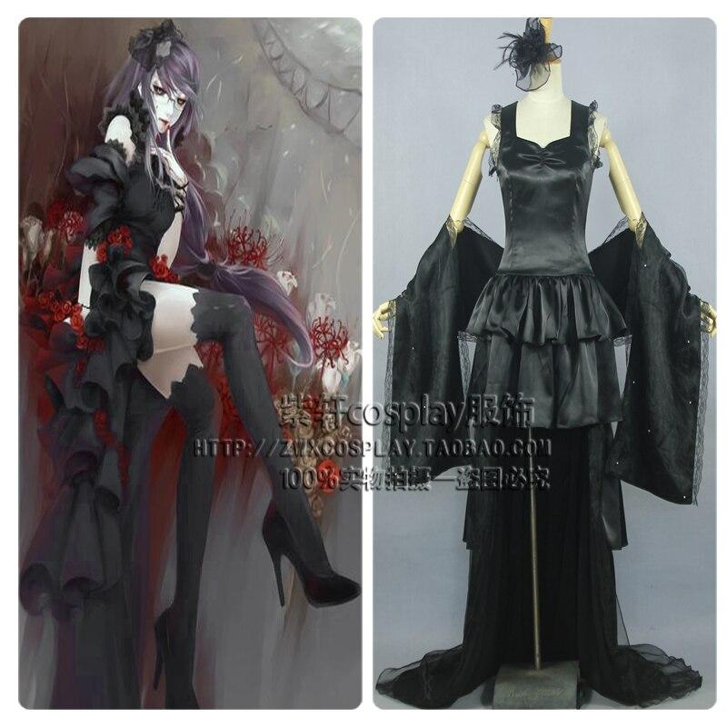 Tokyo ghouls Rize Kamishiro Dress skirt Cosplay Costume Custom Any Size