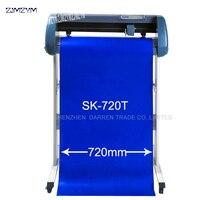 Режущий плоттер мм 720 мм виниловый резак МОДЕЛЬ SK 720T Usb Seiki бренд высокое качество В 220 абсолютно новый 10 800 мм/сек. скорость 110 В в/100% в 45 Вт
