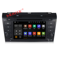 ROM 16G 1024 600 Quad Core Android 4 4 4 Fit MAZDA 3 MAZDA3 2004 2005