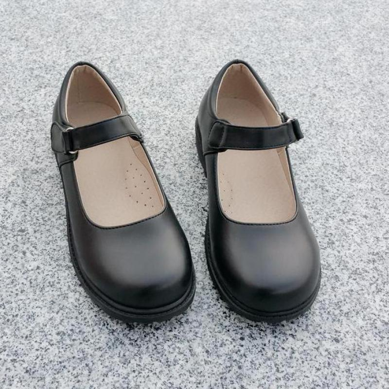 Japanese Doll Shoes Lolita Head Cos Jk Maid Uniform Size Student