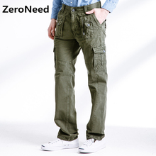 Men's Cargo Pants Casual Work Pant Outdoors Cotton Joggers Men Thermal Long Trousers mens pants casual fashion Cargo Hommes 271