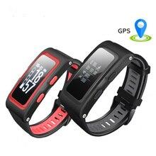 Новинка T28 Smart Band Поддержка независимых GPS послужной Температура высота сердечного ритма Смарт браслеты Фитнес браслет