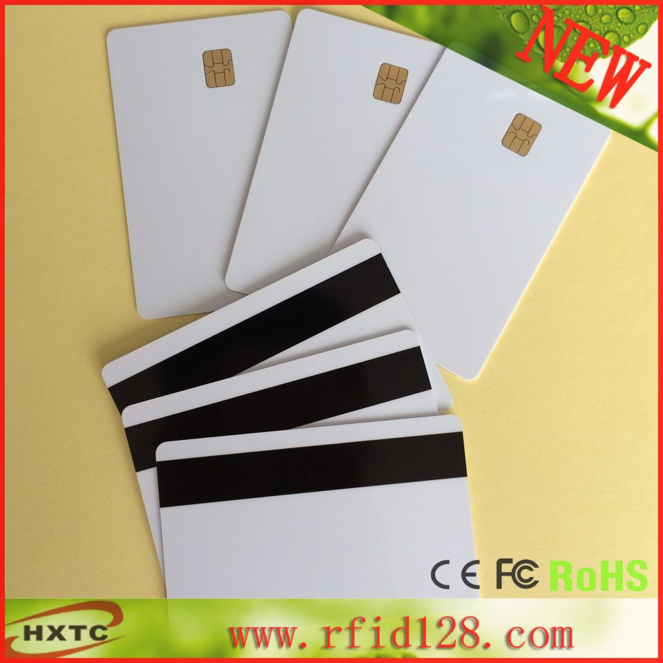 RFID smart ic door lock card sle4442 chip with magnetic stripe for Access Control 200pcs/lot digital electric best rfid hotel electronic door lock for flat apartment
