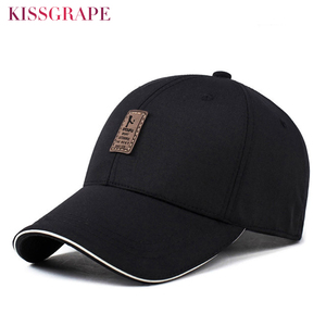 Spring Autumn Baseball Caps Summer Men's Cotton Bone Snapback Caps Male Outdoor Golf Hats Casquette Gorras Dad Trucker Cap Drake