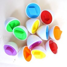 Мудрый яиц/комплект притворяться, яйца смешанная кухонные головоломки smart малыша обучения форма