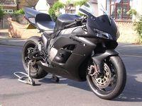 Motorcyle Part Matte Black Fairing Mold Bodywork Injection for 2004 2005 Honda CBR 1000 RR 1000RR CBR1000 RR